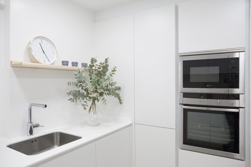 Reforma cocina en Donostia-San Sebastián 2015
